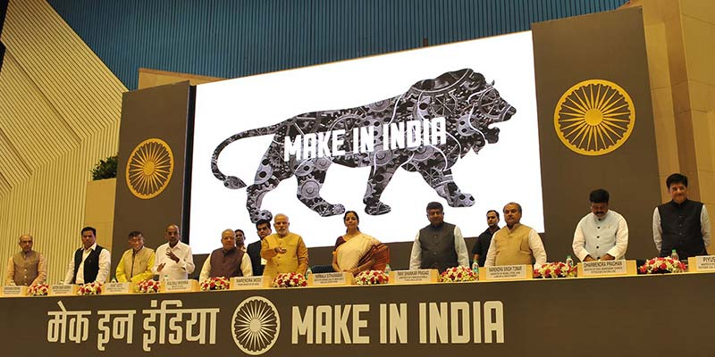 Make in India Launch
