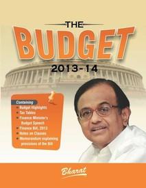 Union Budget 2013-2014