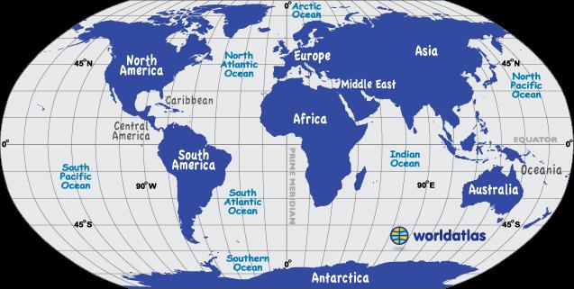 American Continent - Colonization