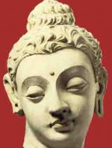 Buddha Head from Taxila