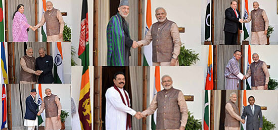 Bilateral Relations With SAARC