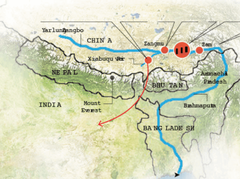 China's Lalho Dam Project: Should India worry?
