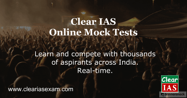 Clear IAS releases Online Mock Exam Platform for UPSC Prelims