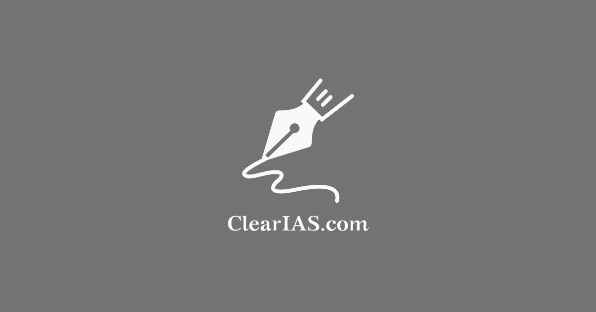 Clear IAS Mains Full Length Free Mock Test Series – GS4