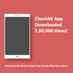 ClearIAS app crosses 500000 downloads