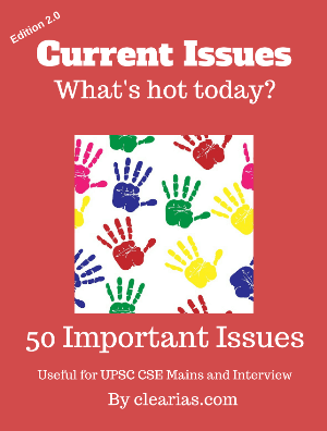 Current Issues - What's Hot Today? [Most Important Events of National and International Importance]