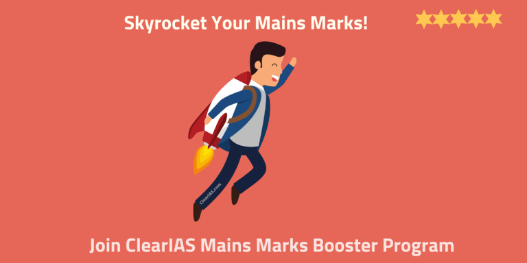 ClearIAS Mains Marks Booster Program