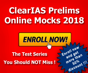 ClearIAS Online Mocks: The Test Series You Should NOT Miss!