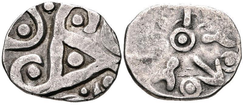 Coins of Kuru Janapada