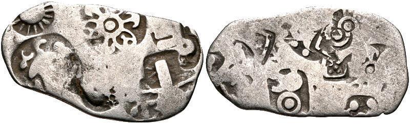 Coins of Magadha Janapada