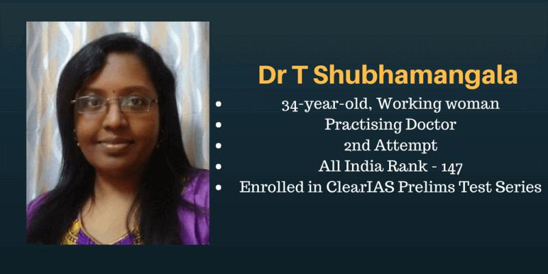 Dr T Shubhamangala
