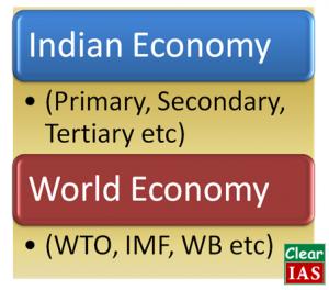 Economy Section GS3 - UPSC CSE Mains