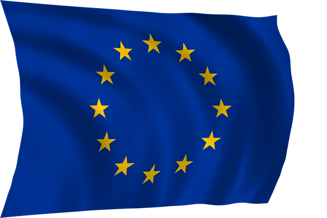 European Union - EU - Flag