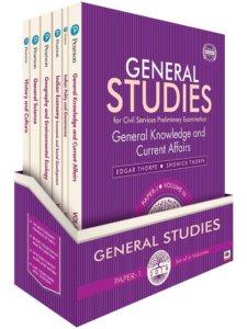 UPSC CSE General Studies Paper 1 Pearson