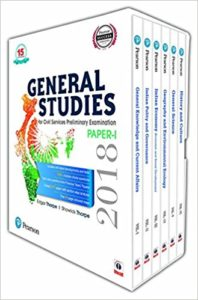 General Studies for Civil Services Preliminary Examination (Paper -1