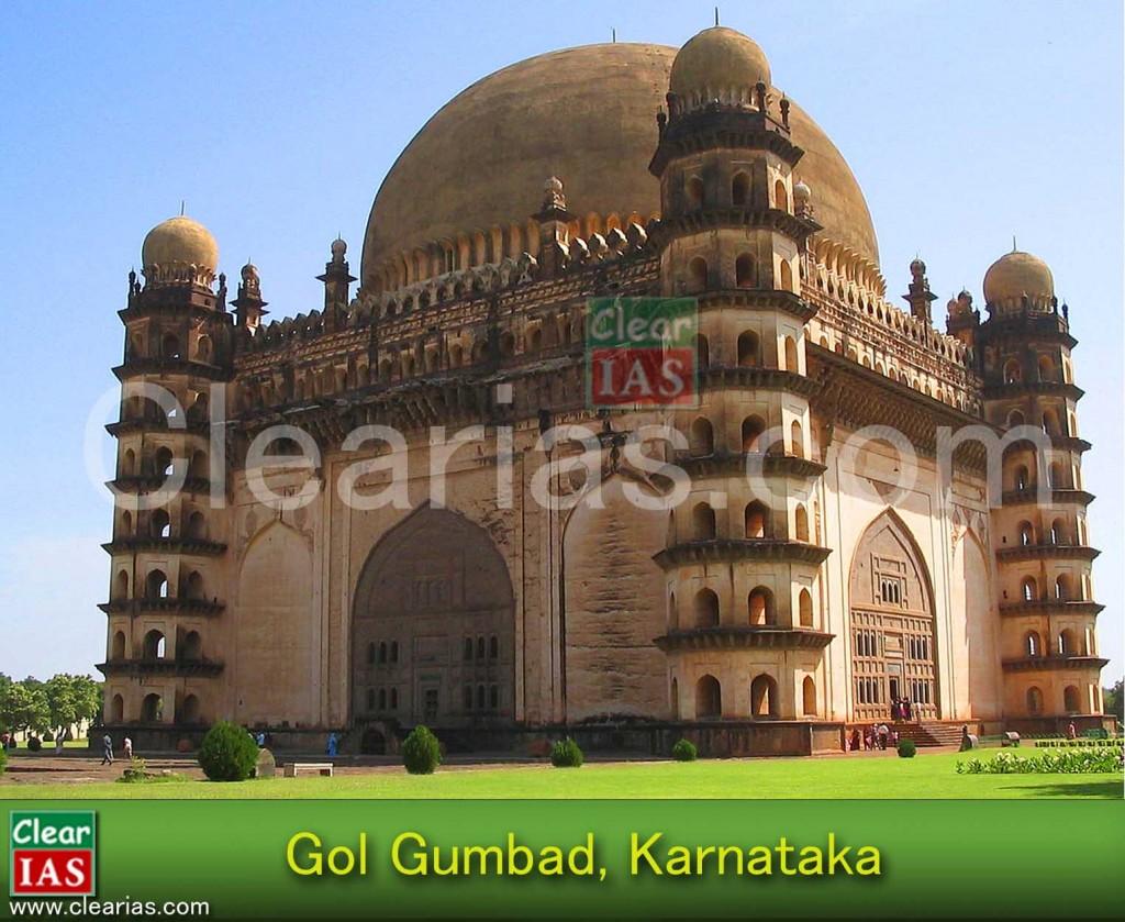 Gol gumbad, Karnataka