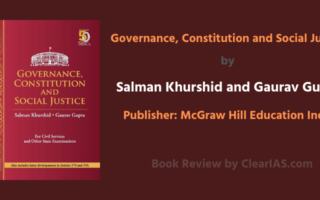 'Governance, Constitution and Social Justice' by Salman Khurshid and Gaurav Gupta - Book Review