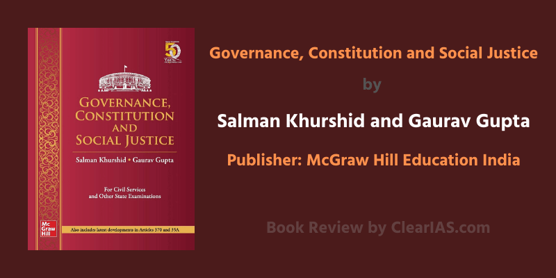 Governance, Constitution, and Social Justice