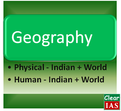 How to study Indian Geography?