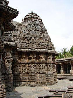 Hindu Temple Architecture : Hoysala