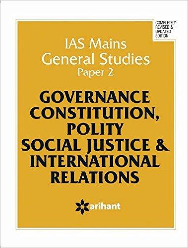 IAS Mains General Studies Paper 2