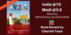 India @70 Modi @3.5