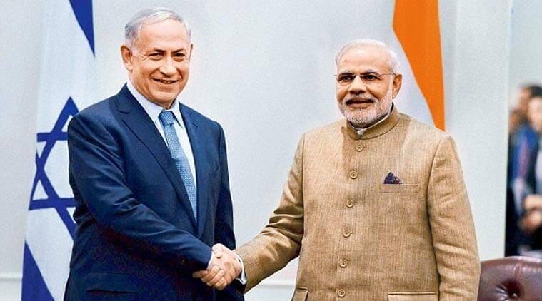 India-Israel