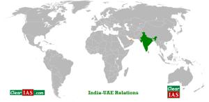 India-UAE Relations