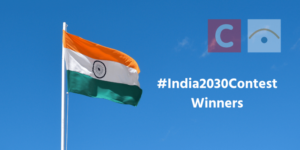 #India2030Contest winners