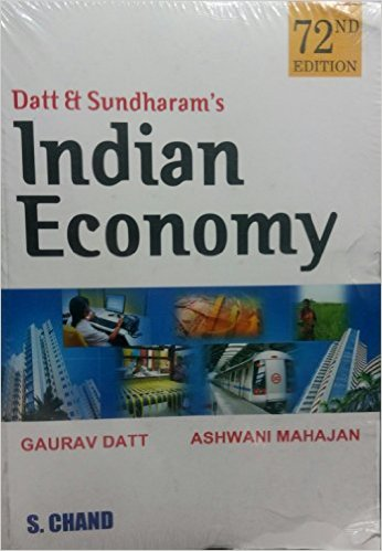 Indian Economy Datt and Sundaram