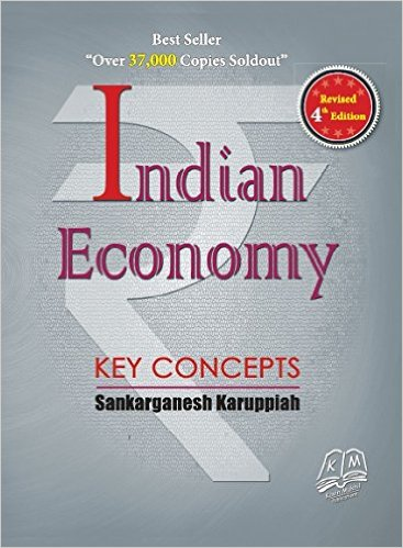 5 Books to Study Indian Economy (Economics) for IAS Prelims Exam