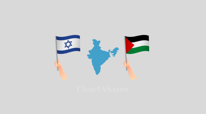 India's stand on Israel-Palestine conflict