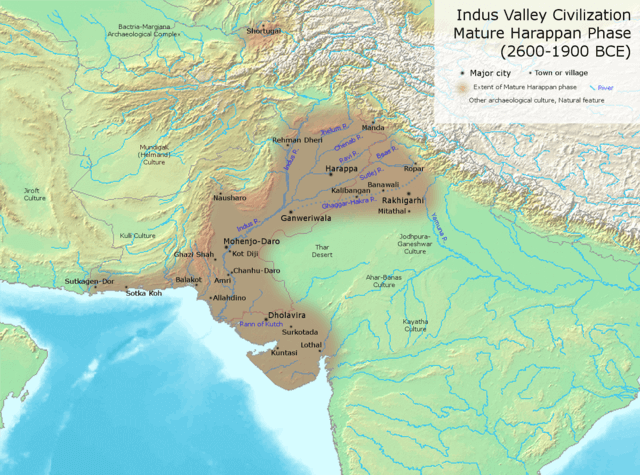 Ancient India: Early Cities and Republics (NCERT)