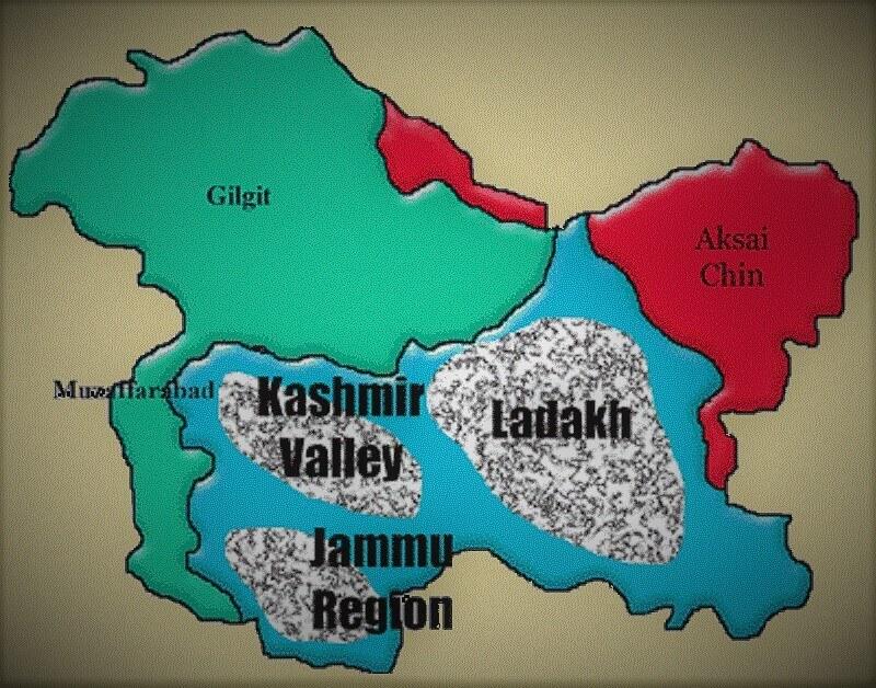 Jammu Kashmir Ladakh