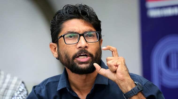 Jignesh Mevani, Dalit Leader
