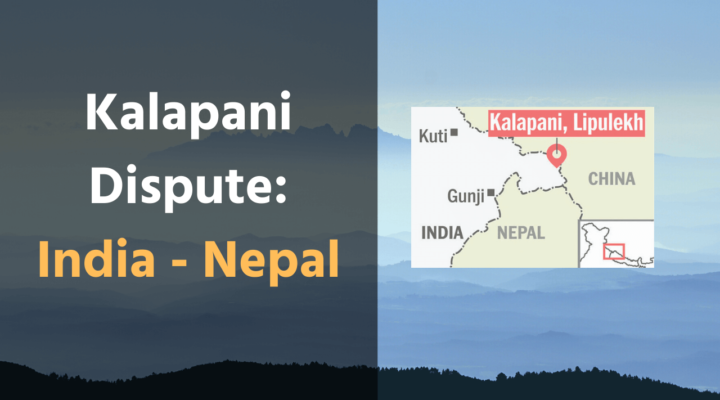 Kalapani Dispute (Explainer Video) India-Nepal