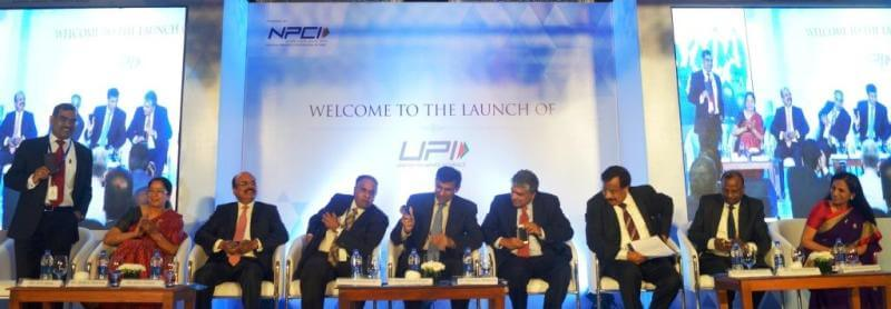 Launch of UPI