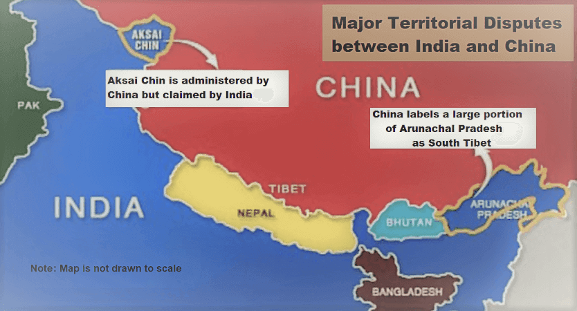 India-China Border Disputes – What is the Doklam Issue?