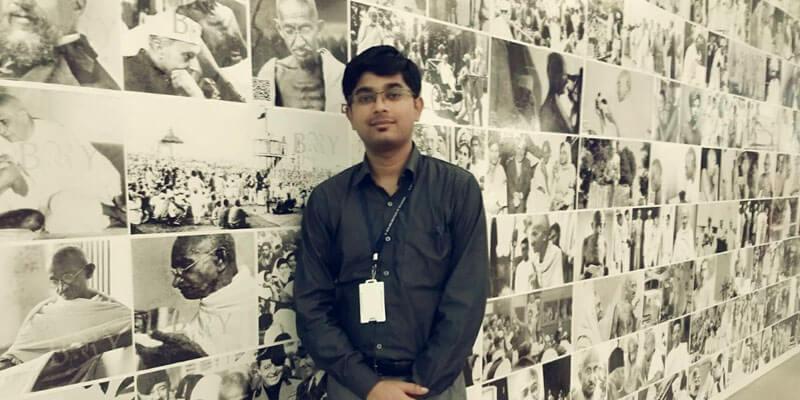Nikhil Srivas-UPSC Topper