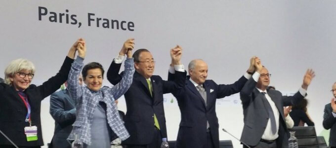 Paris Agreement: Climate Change Deal