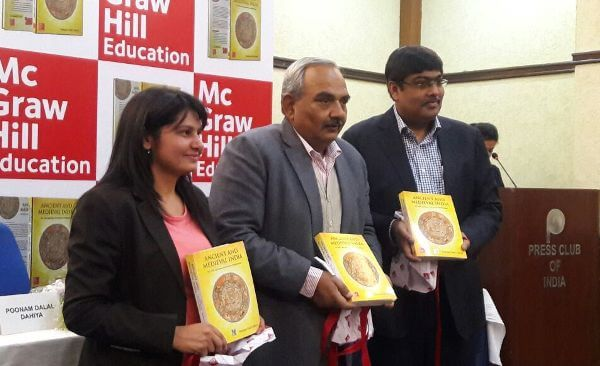 Poonam Dalal Dahiya Book Release ' Ancient and Medieval India'