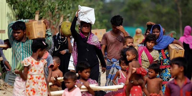 Rohingyas of Myanmar