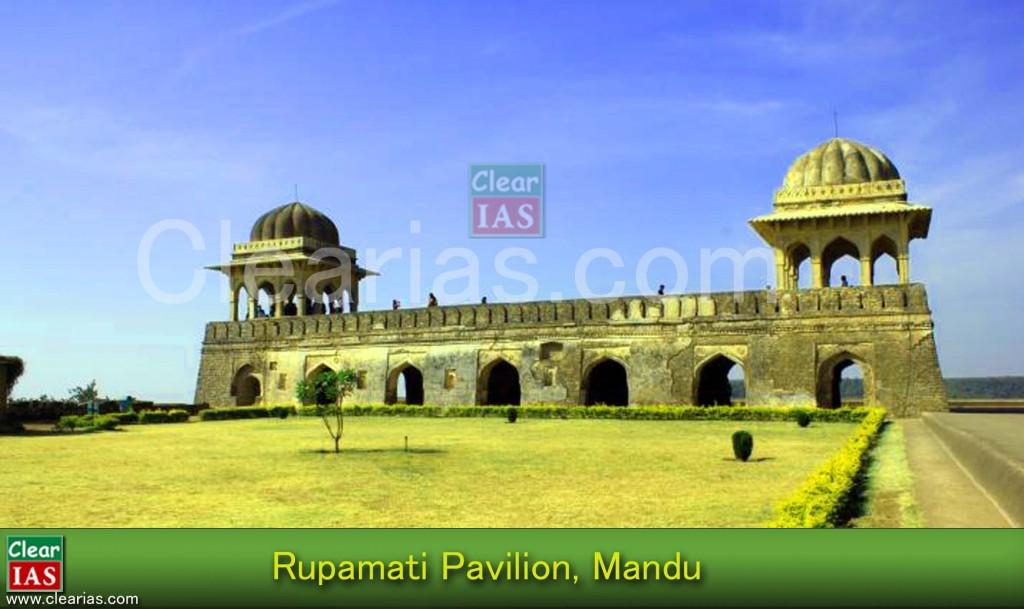 Rani Rupamati Pavilion