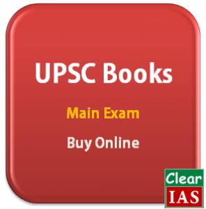UPSC books main exam
