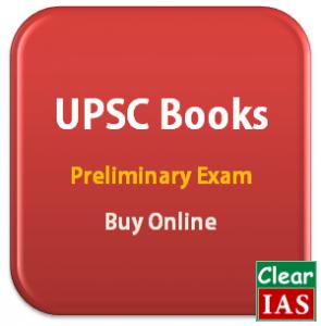UPSC books preliminary exam
