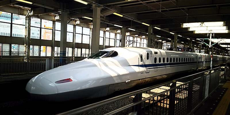 bullet trains in india