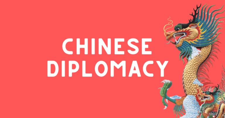 Chinese Diplomacy