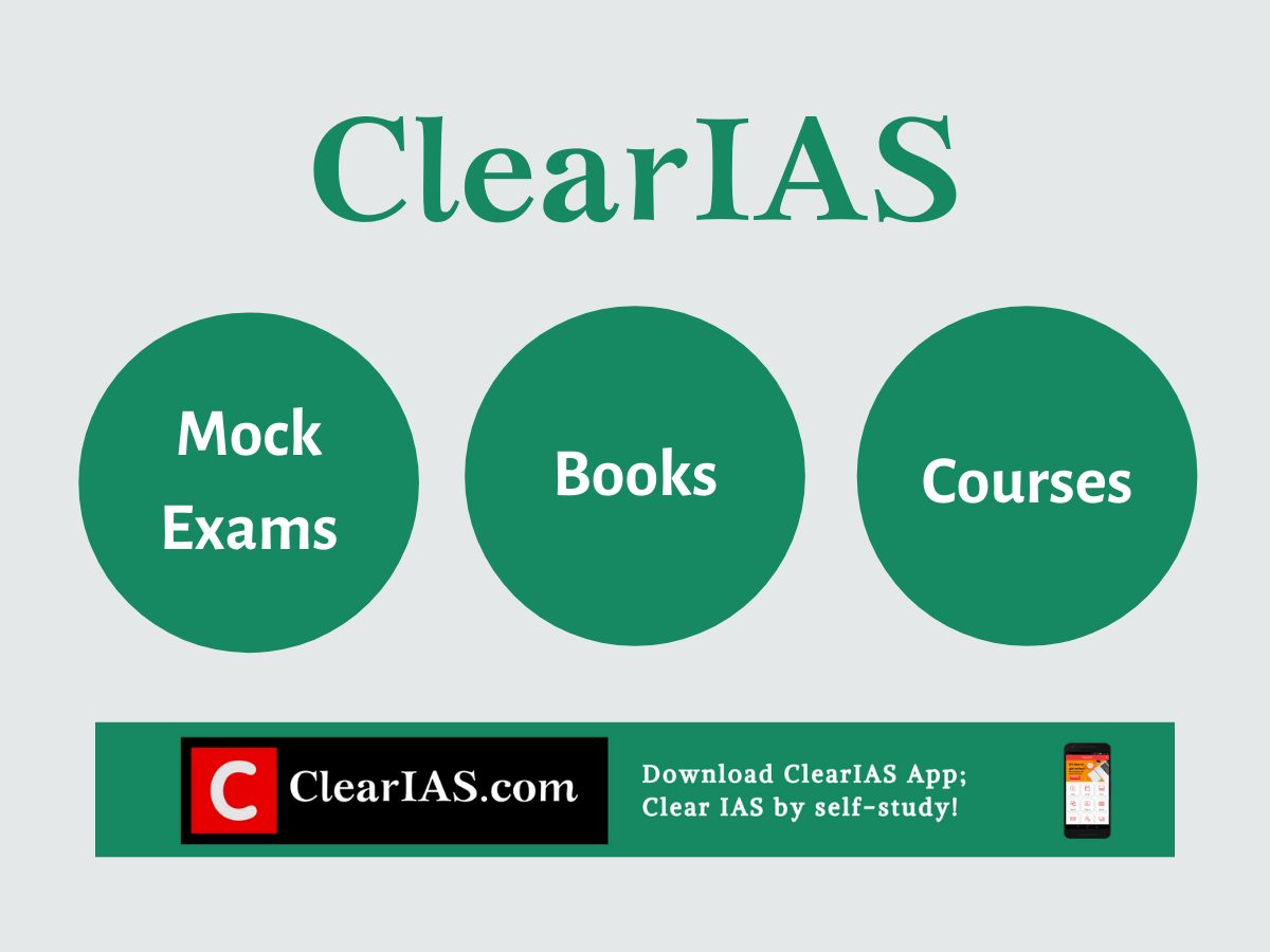 ClearIAS Programs - Mocks, Books, Courses