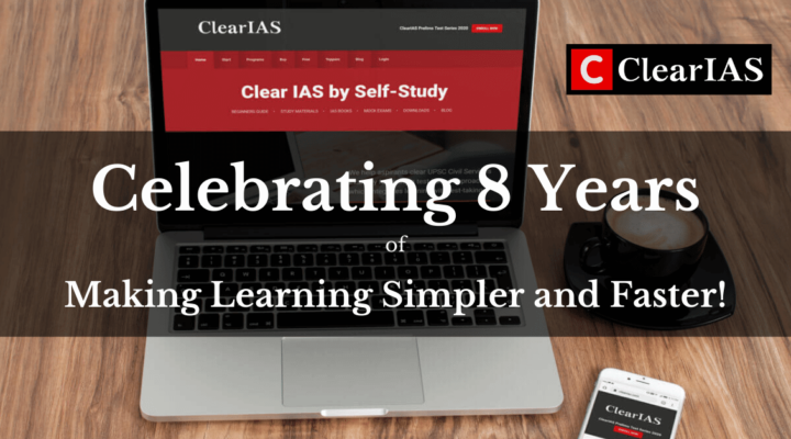 ClearIAS Celebrates 8 Years of Making Learning Simpler and Faster!