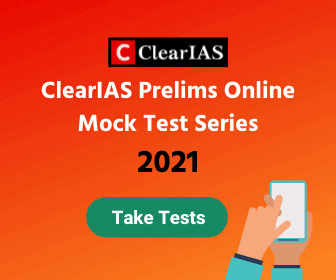 ClearIAS Prelims Online Test Series